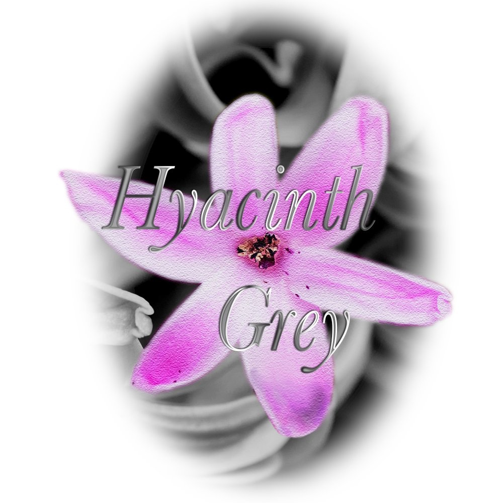 Hyacinth Grey logo